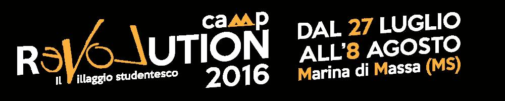 Revolution Camp 2016
